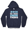 Golly Girls: I Rock The Whole Cheer Thing Hoodie (Youth-Adult)