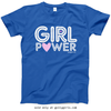 Girl Power T-Shirt (Youth-Adult) - Golly Girls