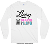 Living The Skater Life Long Sleeve T-Shirt (Youth-Adult) - Golly Girls