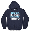 Golly Girls: I Rock The Whole Skating Things Hoodie (Youth-Adult)