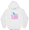 Golly Girls: Soccer Is My Life Hoodie (Youth & Adult Sizes)