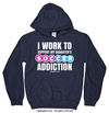 Golly Girls: Work to Support Daughter's Soccer Hoodie
