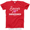 Golly Girls: Soccer Obsessed T-Shirt (Youth-Adult)