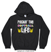 Golly Girls: Rockin' the Softball Life Hoodie (Youth-Adult)