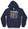 Golly Girls: Pumpkin Spice Softball Hoodie (Youth-Adult)
