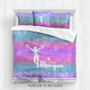 Starry Sky Cheerleading Personalized Comforter Or Set