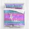 Starry Sky Dance Personalized Comforter Or Set - Golly Girls