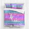 Starry Sky Dance Personalized Comforter Or Set