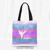 Personalized Starry Sky Martial Arts Tote Bag - Golly Girls