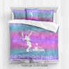 Starry Sky Tennis Personalized Comforter Or Set