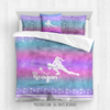 Starry Sky Volleyball Personalized Comforter Or Set