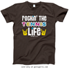 Golly Girls: Rockin' the Tennis Life T-Shirt (Youth-Adult)
