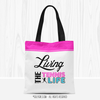 Golly Girls: Living The Tennis Life Tote Bag