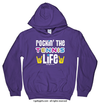 Golly Girls: Rockin' the Tennis Life Hoodie (Youth-Adult)
