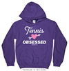 Golly Girls: Tennis Obsessed Hoodie (Youth-Adult)