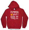 Golly Girls: Pumpkin Spice Tennis Hoodie (Youth-Adult)