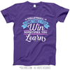 Volleyball Win or Learn T-Shirt (Youth-Adult)