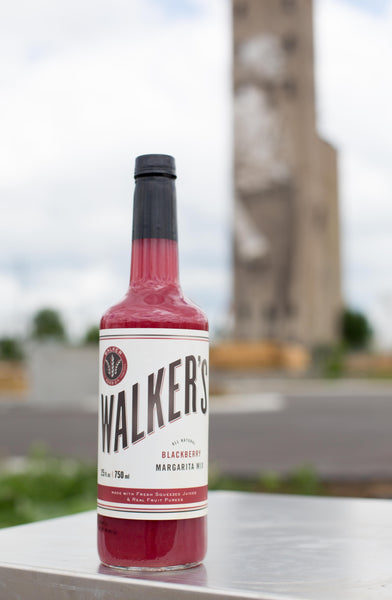 Walker's Blackberry Margarita