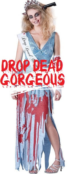 Bloody Prom Queen Costumes