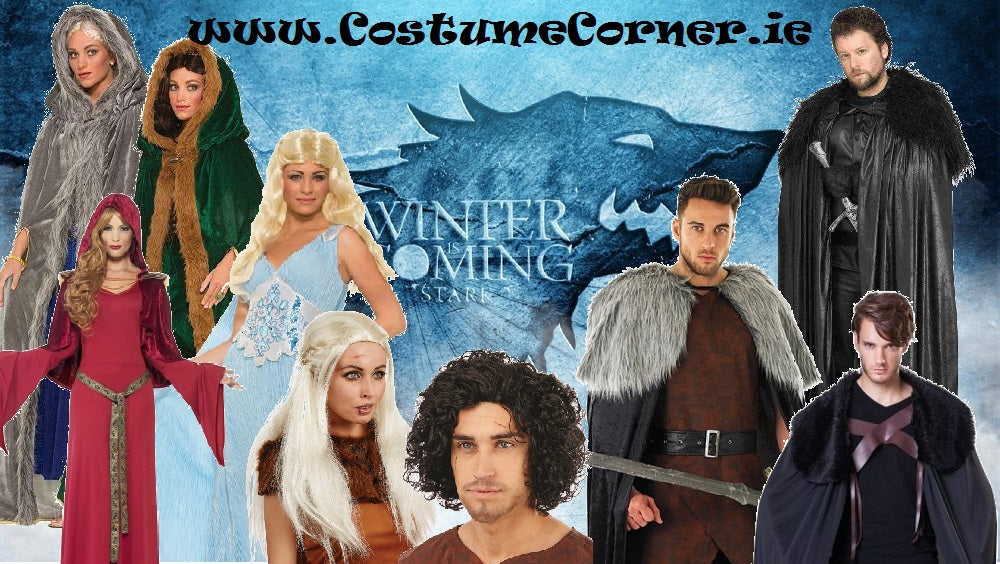 Game Of Thrones costumes and accessories