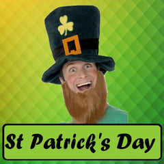 St Patrick's Day Costumes & Fancy Dress