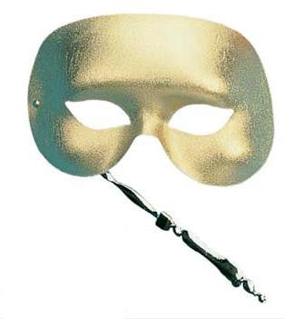 Gran Soiree Mask-Gold