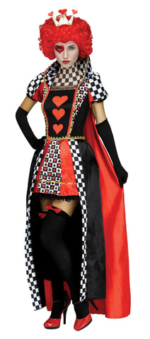 Queen of Hearts&Red Cape