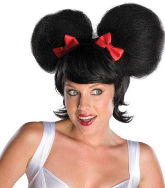 Minnie Mouse Wig
