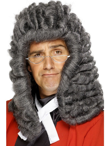 Judge's Wig-Grey