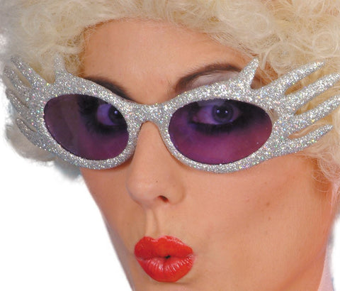 Glam Silver Specs
