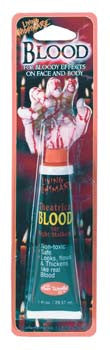 Theatricial Blood/Vampire Blood