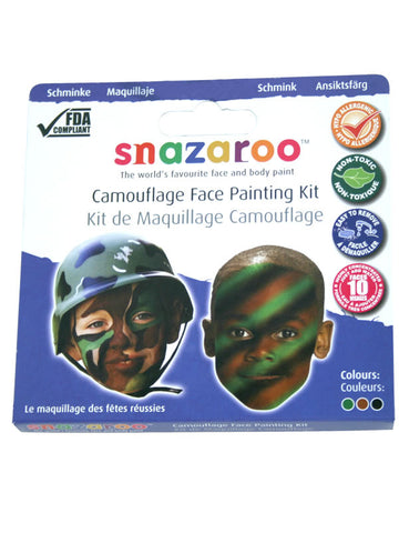 Camouflage Make Up