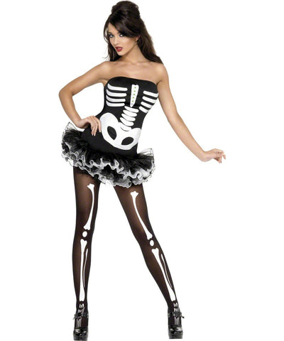 Skeleton&Stockings