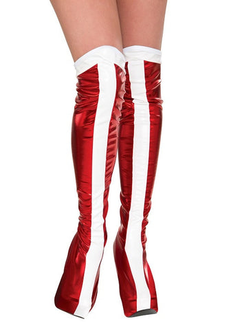 Wonder Woman Boot Tops