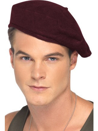 Soldier Red Beret