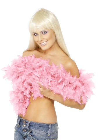 Feather Boa- Pale Pink