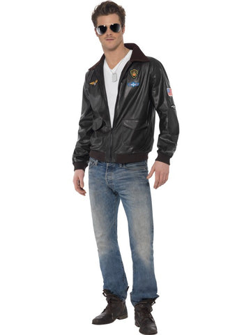 Top Gun-Bomber Jacket