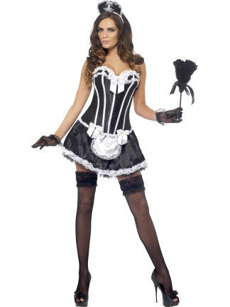 Corset Style French Maid