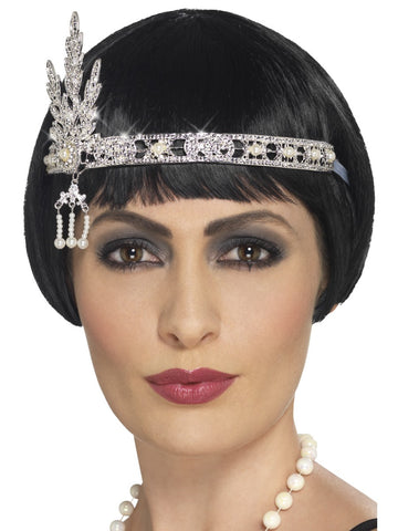 Flapper Jewelled Headband