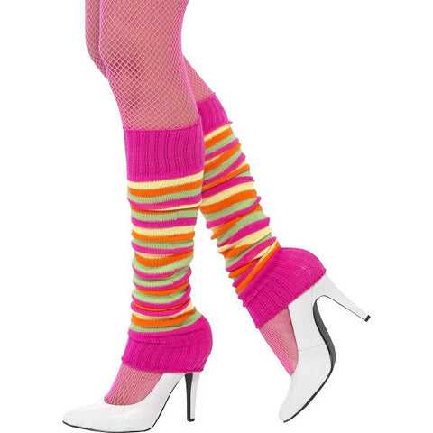 Leg Warmers-Striped