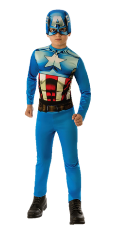 Marvel's Captain America-Child