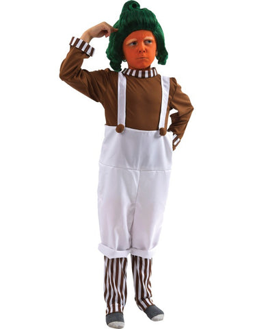 Oompa Loompa-Child Costume  sc 1 st  CostumeCorner.ie & Oompa Loompa-Child Costume u20ac35.50 u2013 CostumeCorner.ie