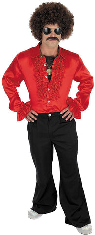 Disco Shirt Red