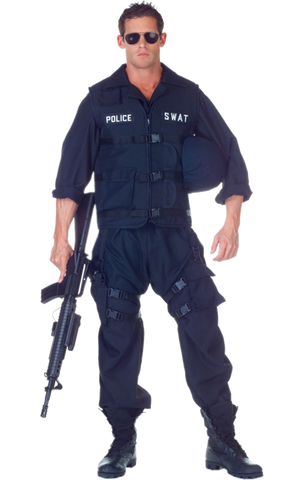 S.W.A.T Jumpsuit Deluxe