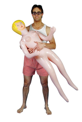 Inflatable Woman