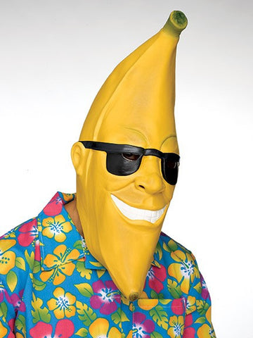 Mr Banana Man Mask