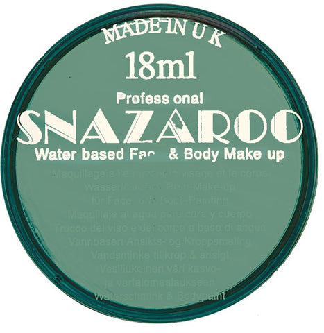 Body Makeup-Green