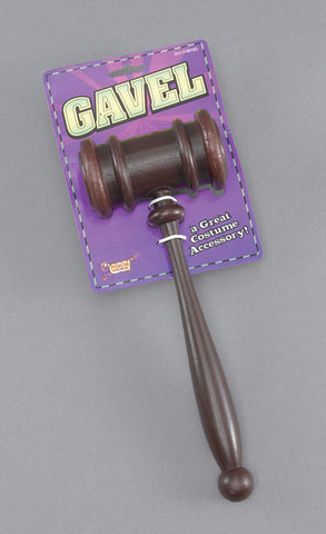 Gavel (Judge) Hammer