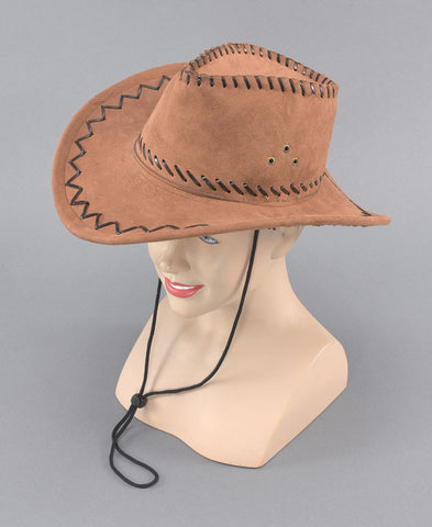 Cowboy Hat-Leather