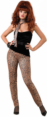 Trousers-Animal Print
